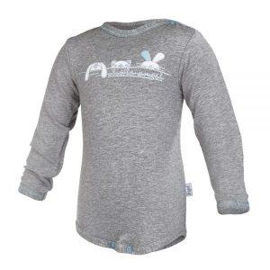 Tričko na dojčenie s modalom KOJO - Fuchsia / dlhý rukáv 2