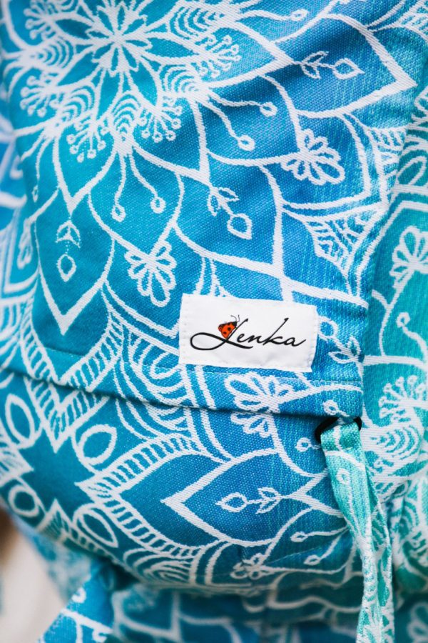 Lenka 4ever - Mandala - modrá 5