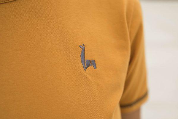 Tričko Basic - Oranžové 3