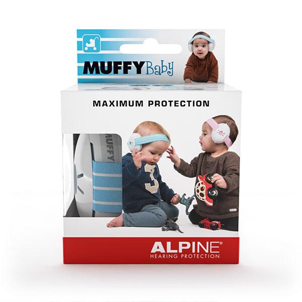 Alpine Muffy Baby - Detské slúchadlá 1
