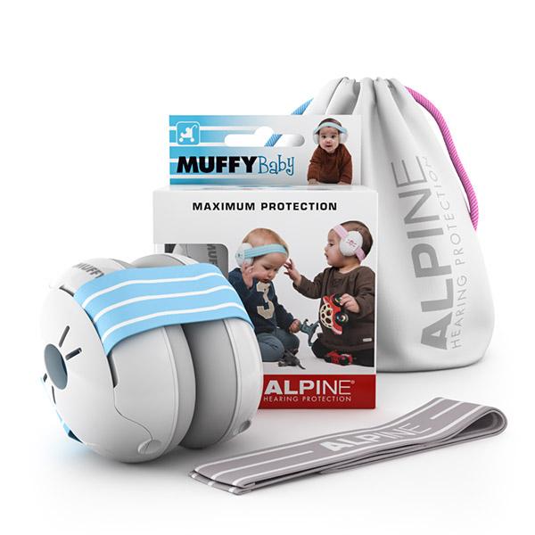 Alpine Muffy Baby - Detské slúchadlá 2