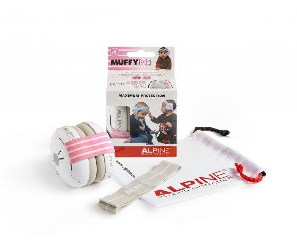 Alpine Muffy Baby - Detské slúchadlá 4