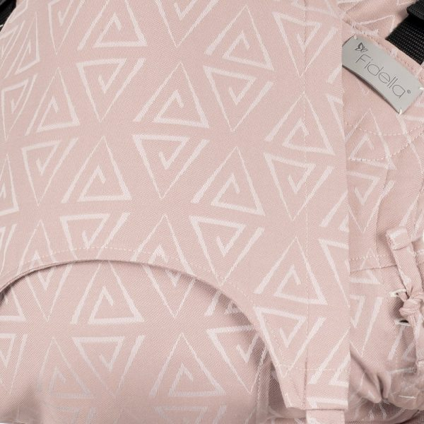 Fidella Fusion Baby - Paperclips Ash Rose 4