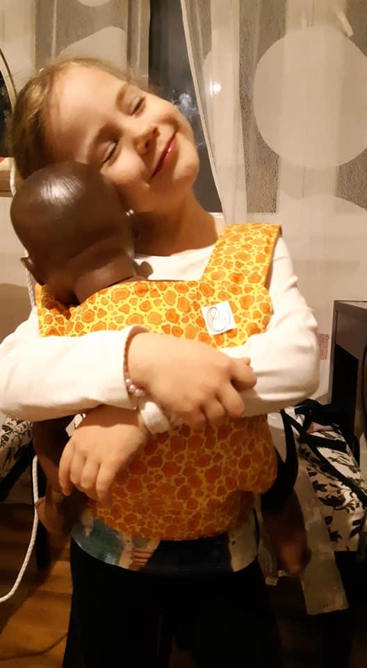 Nosič na bábiky 7