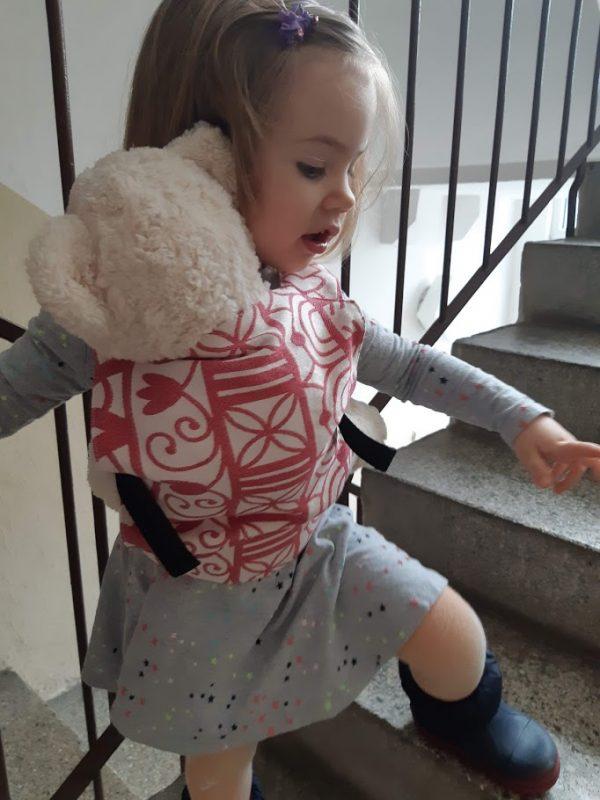 Nosič na bábiky 1