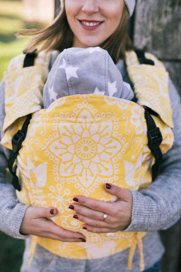Lenka 4ever Folk žltý 4