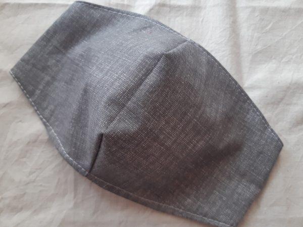 Textilné Rúško s gumičkou - Dospelý (zobáčik) 2
