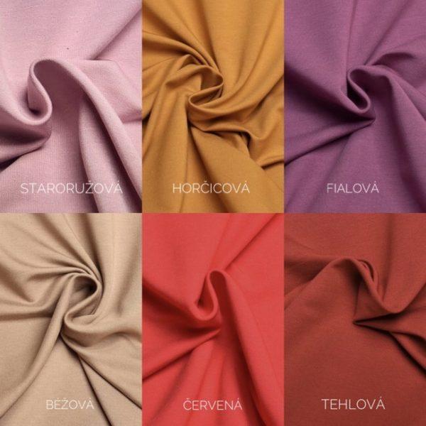 Šaty Cípové - farebné verzie 4