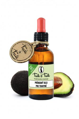Prírodný olej pre tehotné 1