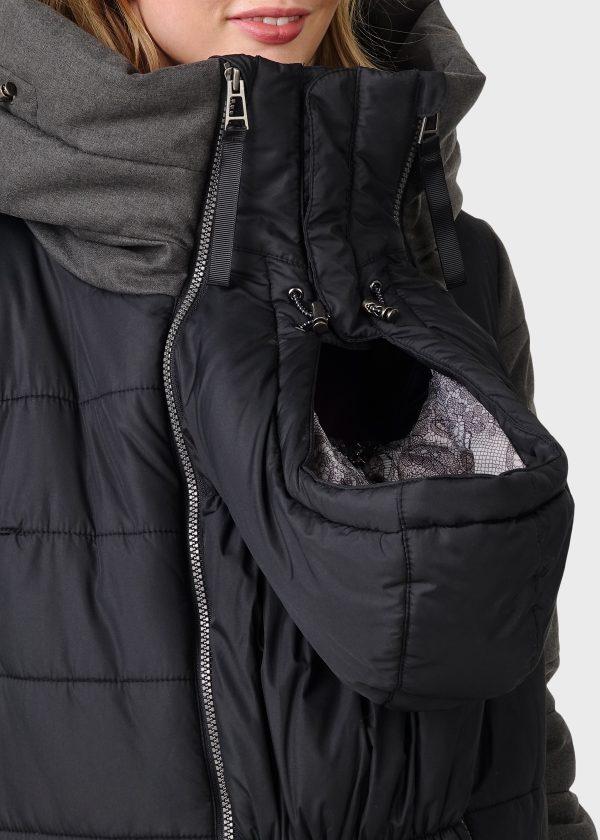 Zimná bunda na nosenie Bristol od značky I love Mum 5