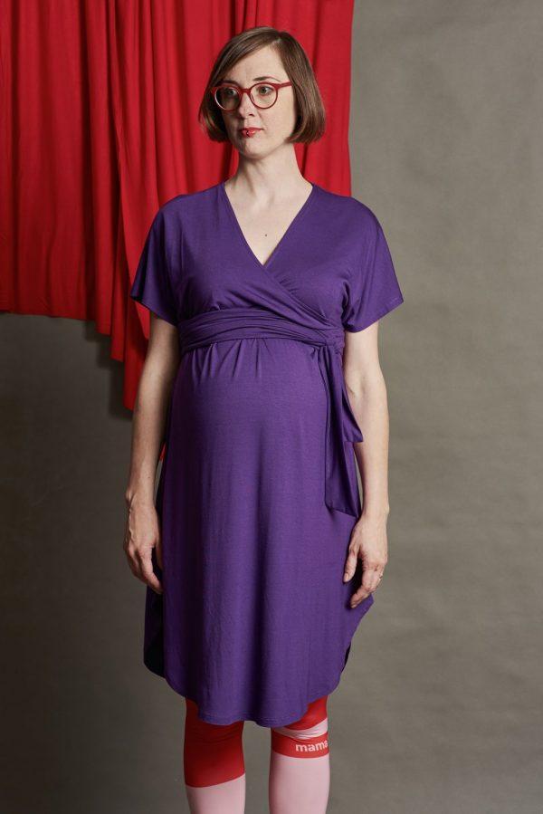 Zavinovacie šaty 3v1 5