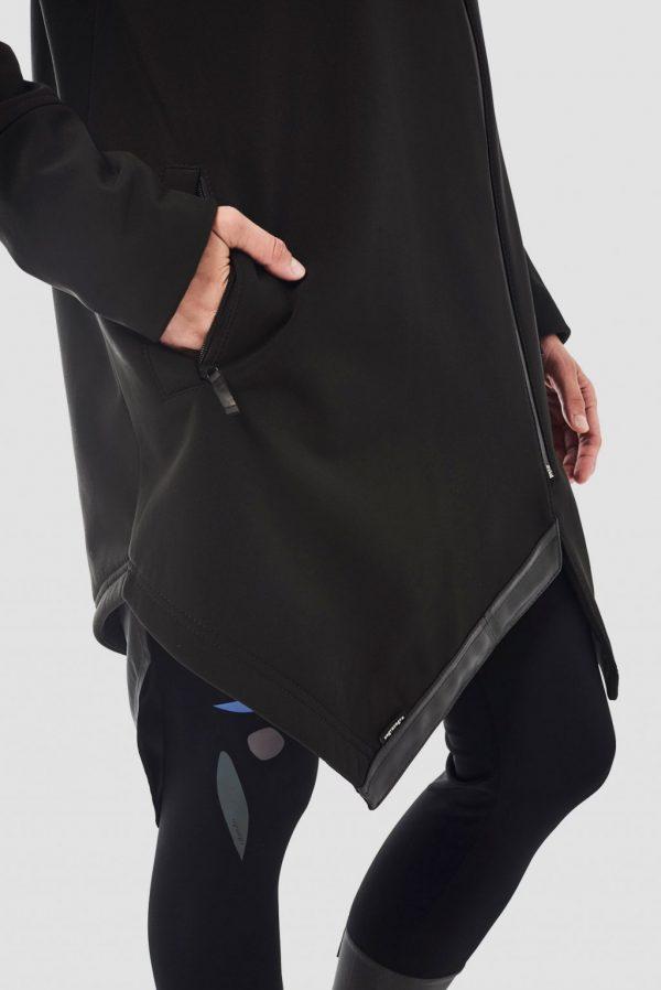 Nosiaci Raincoat zimný (veľmi teplý) - 3v1 (predné nosenie) 9