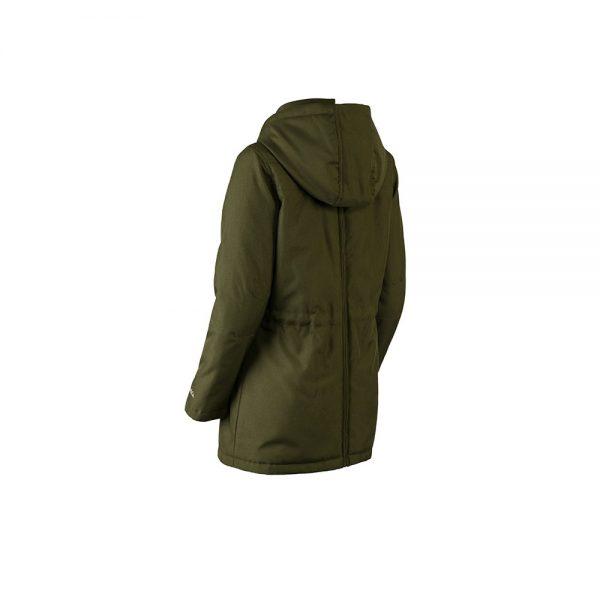 Zimná nosiaca a tehotenská bunda WALLABY 2.0 Forrest Green & Beige 5