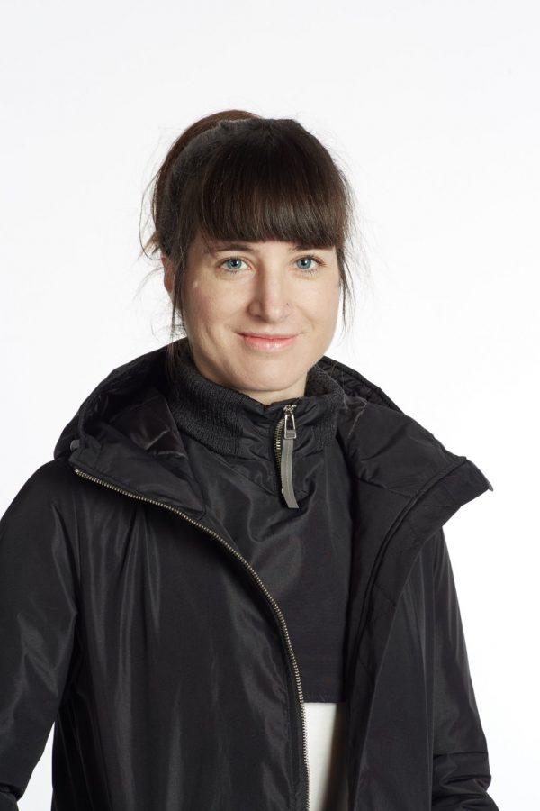 Nosiaci zimný kabát so zipsami a reflexnými prvkami 4v1 4