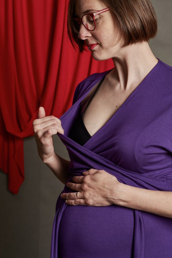 Zavinovacie šaty 3v1 3