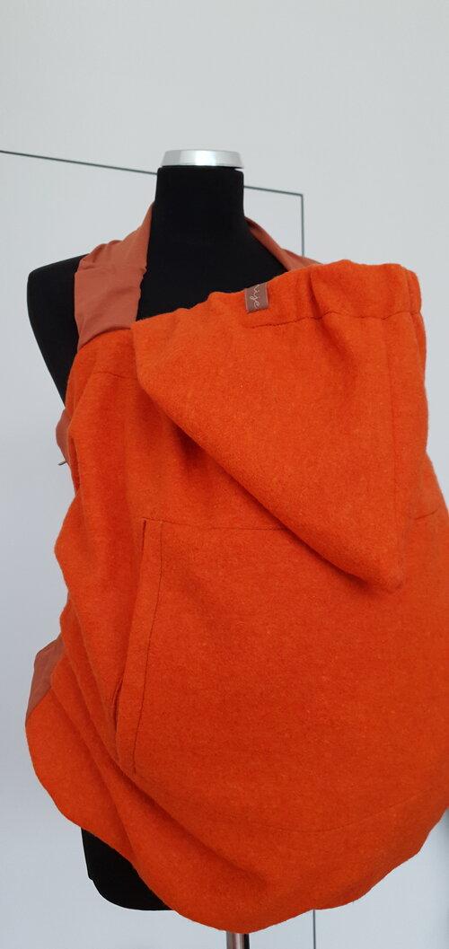 Dizajnová kapsa NIJE vlnená - jednofarebné varianty 9