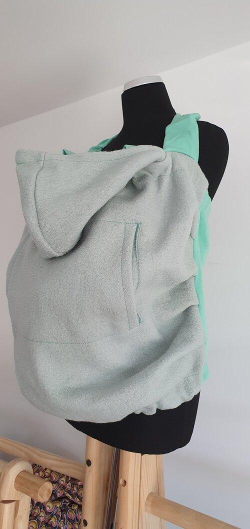 Dizajnová kapsa NIJE vlnená - jednofarebné varianty 5