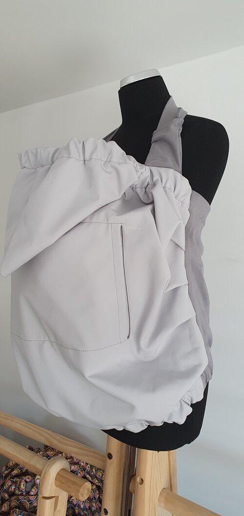 Dizajnová kapsa NIJE softshell (farebné varianty) 5