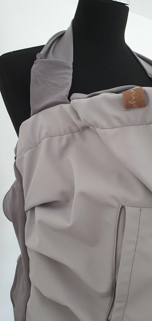Dizajnová kapsa NIJE softshell (farebné varianty) 4