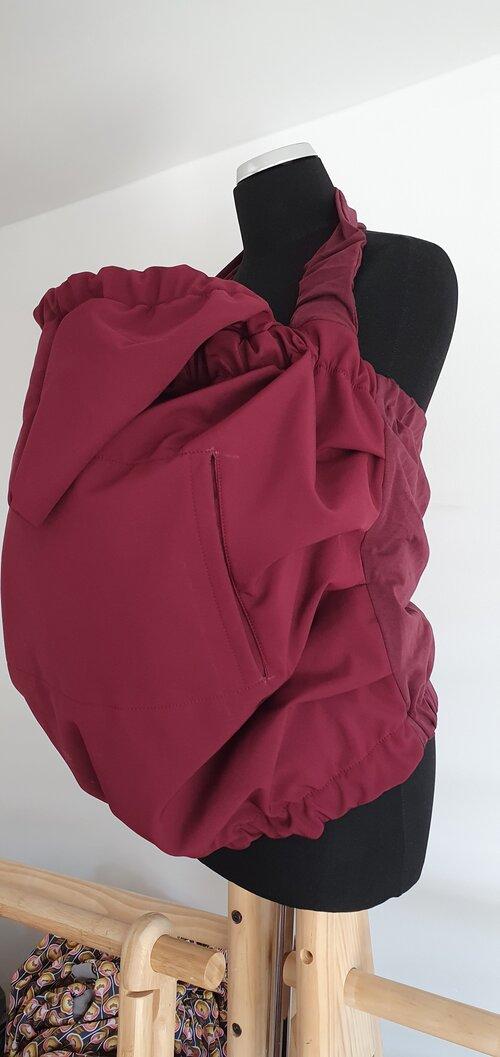 Dizajnová kapsa NIJE softshell (farebné varianty) 2