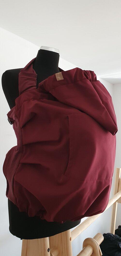 Dizajnová kapsa NIJE softshell (farebné varianty) 3