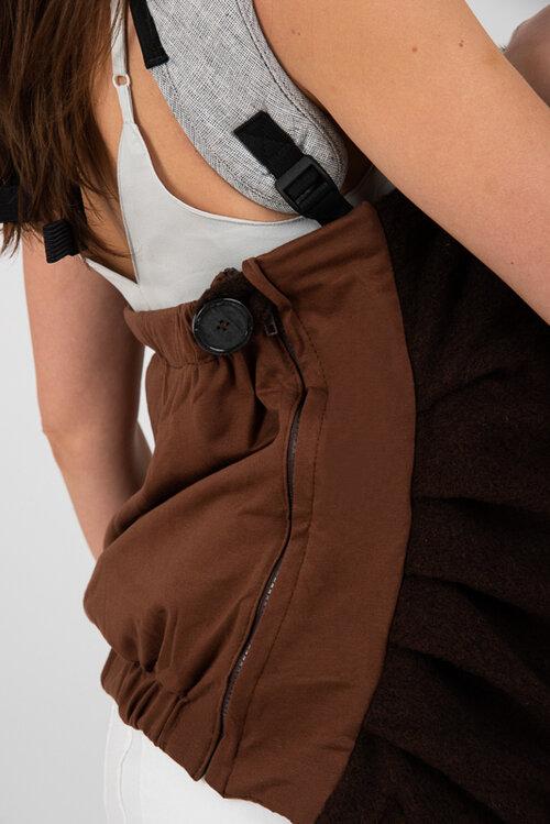 Dizajnová kapsa NIJE vlnená - jednofarebné varianty 3