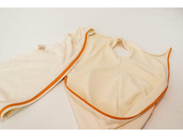 Bavlnený spací vak - veľkosť L 4