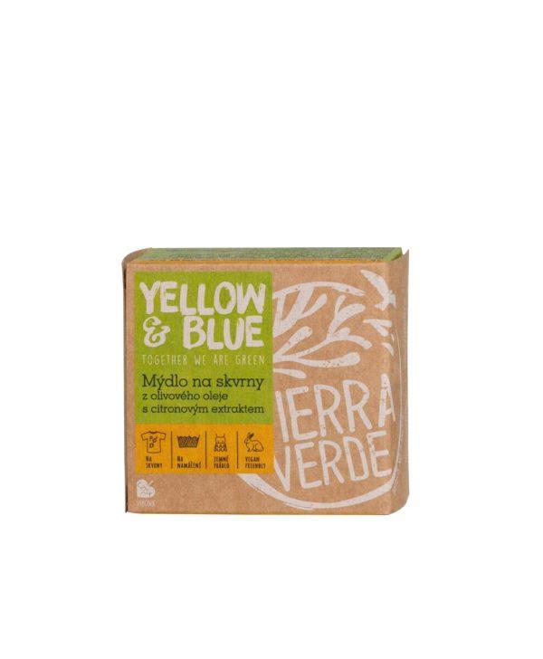 Olivové mydlo s citrónovým extraktom 200 g 1