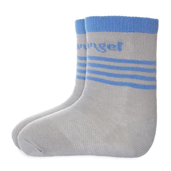 Detské protišmykové ponožky tenké Outlast® 3